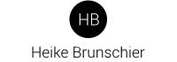 Heike Brunschier Logo